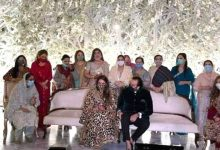 بختاور بھٹو کے ولیمے کی تقریب،اہم شخصیات کی شرکت